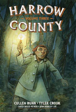 Image: Harrow County Library Edition Vol. 03 HC  - Dark Horse Comics