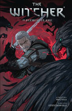 Image: Witcher Vol. 04: of Flesh and Flame SC  - Dark Horse Comics