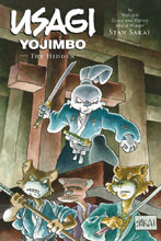 Image: Usagi Yojimbo Vol. 33: Hidden HC  (limited edition) - Dark Horse Comics