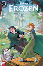 Image: Disney Frozen: Reunion Road #3 (cover A - Russo) - Dark Horse Comics