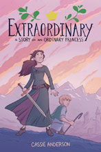 Image: Extraordinary Story of Ordinary Princess SC  - Dark Horse Comics
