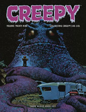 Image: Creepy Archives Vol. 29 HC  - Dark Horse Comics
