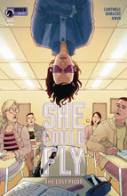 Image: She Could Fly: Lost Pilot #2 - Dark Horse Comics