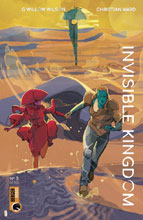 Image: Invisible Kingdom #3 - Dark Horse Comics