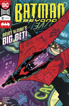 Image: Batman Beyond #32 - DC Comics