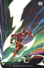 Image: Flash #70 (variant cover - Toni Infante) - DC Comics