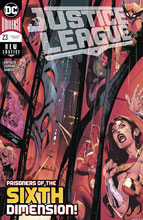 Image: Justice League #23 - DC Comics