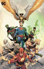 Image: Justice League #23 (variant cover - Jerome Opena) - DC Comics