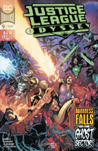 Image: Justice League Odyssey #9 - DC Comics