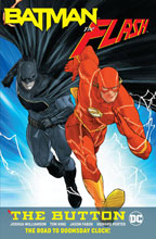 Image: Batman / Flash: The Button SC  - DC Comics