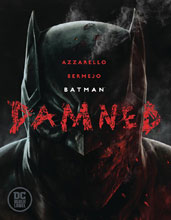 Image: Batman Damned HC  - DC - Black Label