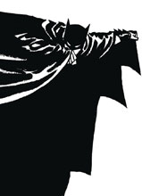 Image: Batman Year One SC  (new edition) - DC - Black Label