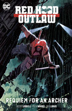 Image: Red Hood: Outlaw Vol. 01: Requiem for an Archer SC  - DC Comics