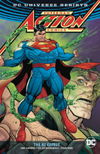 Image: Superman: Action Comics: The Oz Effect SC  - DC Comics