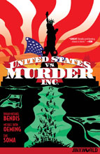 Image: United States vs. Murder, Inc. Vol. 01: SC  (new edition) - DC Comics - Jinxworld