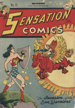 Image: Wonder Woman: The Golden Age Omnibus Vol. 04 HC  - DC Comics