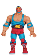 Image: DC Lucha Explosiva Action Figure: Superman  - DC Comics