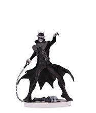 Image: Batman Black & White Statue: Batman Who Laughs  (2nd edition) - DC Comics