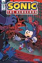 Image: Sonic the Hedgehog #17 (cover A - Lawrence) - IDW Publishing