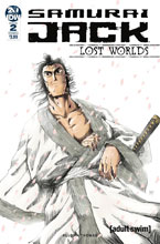 Image: Samurai Jack: Lost Worlds #2 (cover A - Thomas) - IDW Publishing