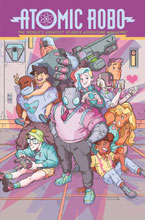 Image: Atomic Robo and the Dawn of a New Era SC  - IDW Publishing