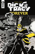 Image: Dick Tracy Forever #2 (incentive cover - Oeming) (10-copy)  [2019] - IDW Publishing