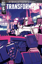 Image: Transformers #6 (cover A - Lawrence) - IDW Publishing
