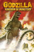 Image: Godzilla: Kingdom of Monsters SC  - IDW Publishing