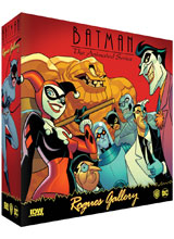 Image: Batman Animated Series: Rogue's Gallery  - IDW Publishing