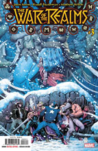 Image: War of the Realms #3  [2019] - Marvel Comics