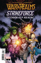 Image: War of the Realms Strikeforce: The Dark Elf Realm #1 - Marvel Comics