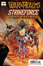 Image: War of the Realms Strikeforce: The War Avengers #1  [2019] - Marvel Comics