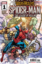 Image: Spider-Man & The League of Realms #1 - Marvel Comics