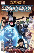 Image: War of the Realms: New Agents of Atlas #1  [2019] - Marvel Comics