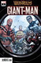Image: Giant Man #1 (variant cover - Keown) - Marvel Comics