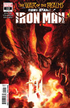 Image: Tony Stark: Iron Man #12 - Marvel Comics