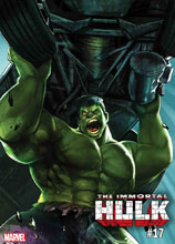 Image: Immortal Hulk #17 (variant Marvel Battle Lines cover - Heyjin Im) - Marvel Comics