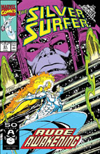 Image: Marvel's Greatest Creators: Silver Surfer - Rude Awakening #1 - Marvel Comics