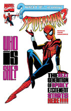 Image: Marvel's Greatest Creators: What If? - Spider-Girl #1 - Marvel Comics