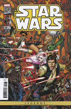 Image: Classic Star Wars #108 (variant cover - Golden) - Marvel Comics