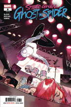 Image: Spider-Gwen: Ghost Spider #8 - Marvel Comics