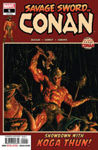 Image: Savage Sword of Conan #5 - Marvel Comics