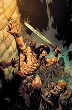 Image: Savage Sword of Conan #5 (incentive cover - Asrar) - Marvel Comics