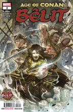 Image: Age of Conan: Belit #3  [2019] - Marvel Comics