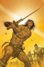 Image: Conan the Barbarian #6 (incentive cover - Tedesco) - Marvel Comics
