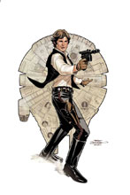 Image: Star Wars: Age of Rebellion - Han Solo #1 - Marvel Comics