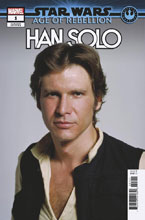 Image: Star Wars: Age of Rebellion - Han Solo #1 (incentive cover - Movie) - Marvel Comics