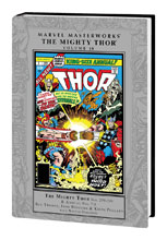 Image: Marvel Masterworks: Mighty Thor Vol. 18 HC  - Marvel Comics