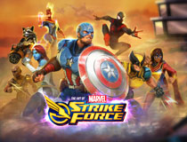 Image: Marvel Strike Force: Art of the Game HC  - Marvel Comics
