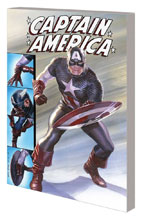 Image: Captain America: Evolutions of a Living Legend SC  - Marvel Comics